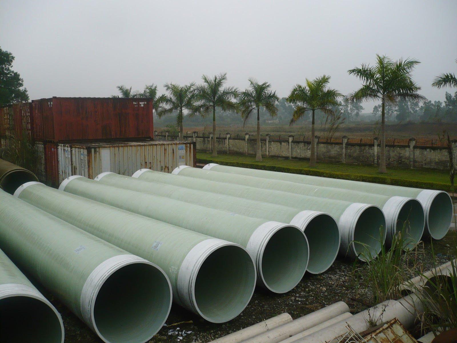ống composite d600