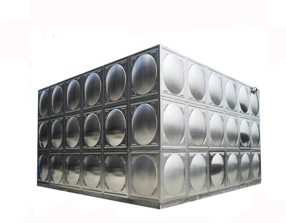 bồn nước inox lắp ghép 4 khối