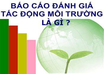 các bước lập báo cáo tác động môi trường