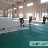 bọc phủ composite nền xưởng
