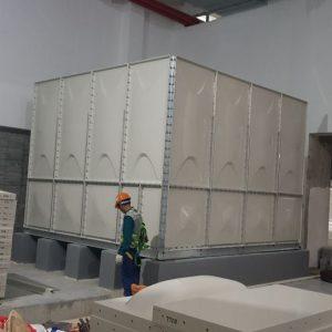 bồn composite chứa nước 67 khối
