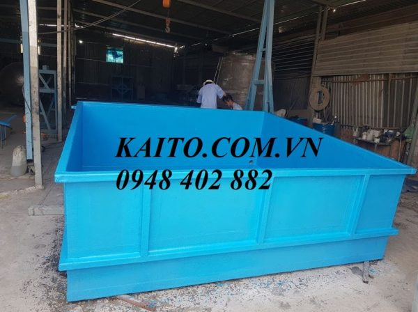 bồn composite thủy sản BCP